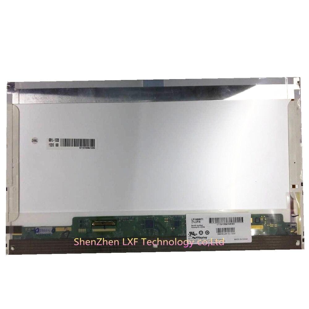 15.6 Inch Laptop LCD LED Screen LP156WF1-TLA1 LP156WF1-TLB1 LP156WF1-TLB2 LP156WF1-TLC1 LP156WF1-TLF3 LP156WFC-TLB1