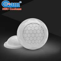 NEO COOLCAM NAS PD02Z New Z Wave PIR Motion Sensor Detector Home Automation Alarm System Motion