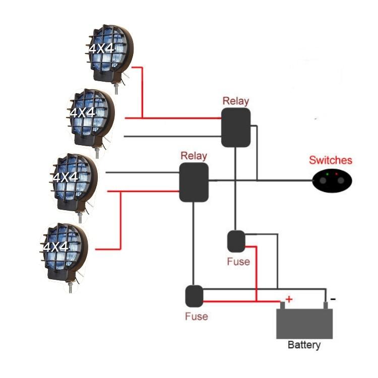 Atemberaubend Dual Kabelbaum Diagramm Galerie - Elektrische ...
