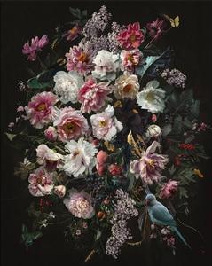 Алмазная картина 5D «сделай сам», пион, цветок, новинка, круглая картина из камней, алмазная вышивка, алмазная вышивка, полный дисплей, домашн...