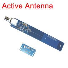 MiniWhip 활성 안테나 10kHz   30MHz HF LF VLF 미니 채찍 단파 SDR RX 휴대용 수신기 BNC 수신
