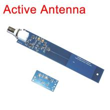 MiniWhip aktywna antena 10kHz   30MHz HF LF VLF mini bicz krótkofalówka SDR RX przenośny odbiornik odbieranie BNC