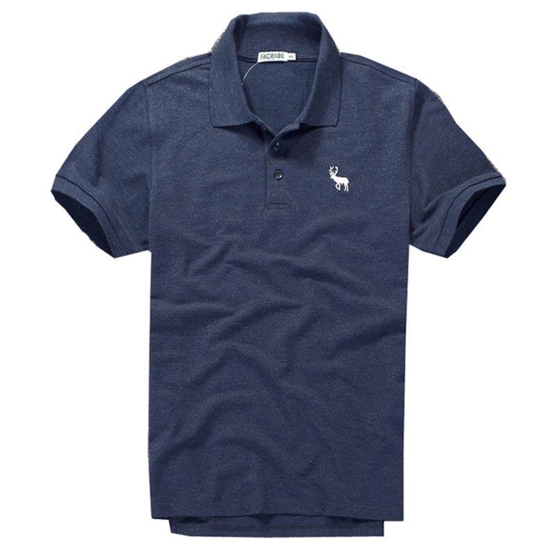 Mens Polo Shirt   On Sale Original 100% Cotton Summer Men Short Sleeve Polos Mens Shirts Ralph Men Tops Logo Polos Shirt