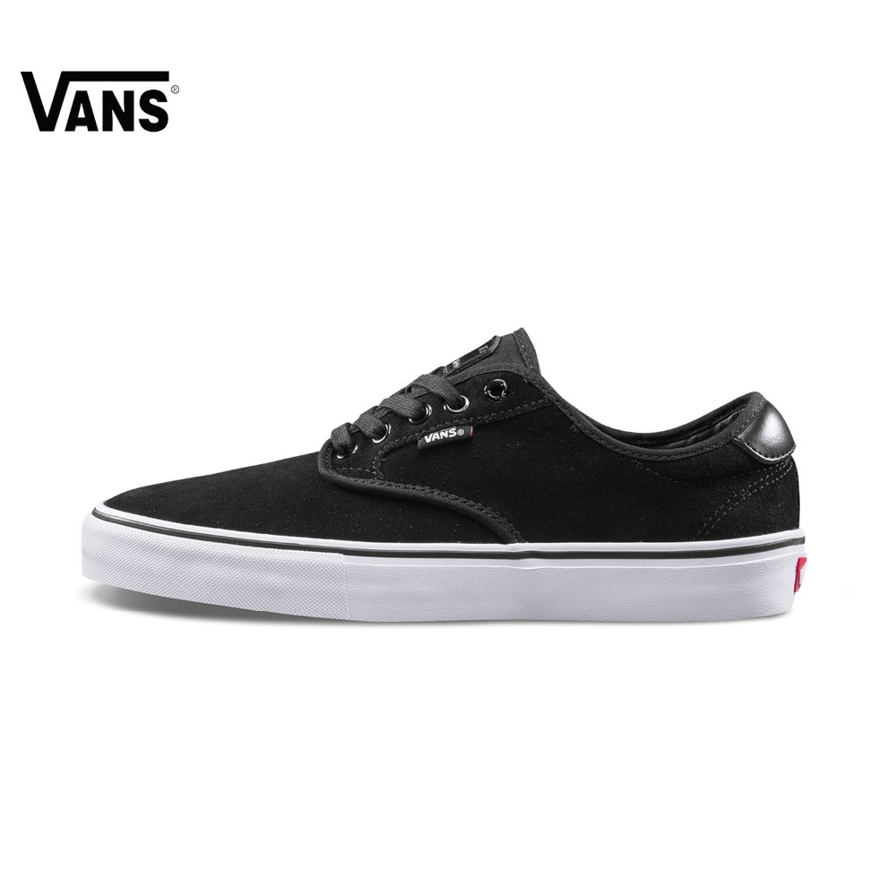 Black Vans Sneakers Low-top Trainers Men Sports Skateboarding Shoes Lace-up Breathable Classic Canvas Vans Shoes for Men