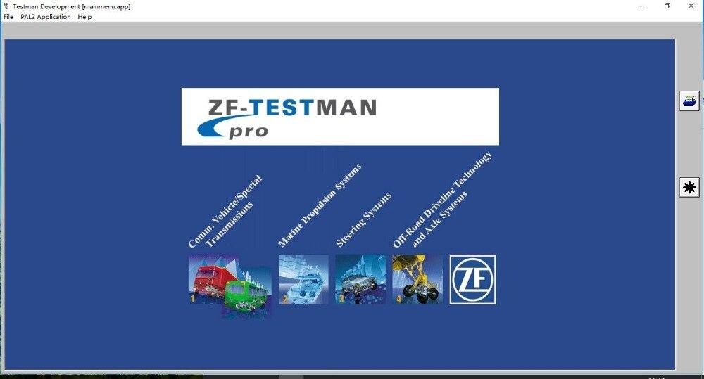 FORZF Testman Pro Développement 10.5 [2018]