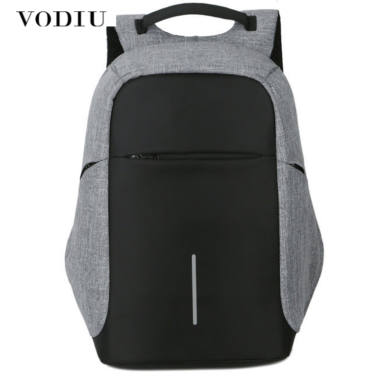 Men Laptop Backpack USB Charging Travel Backpack Anti Theft Men Smart Rucksack Multifunction Sac A Dos Mochila Male Backpacks