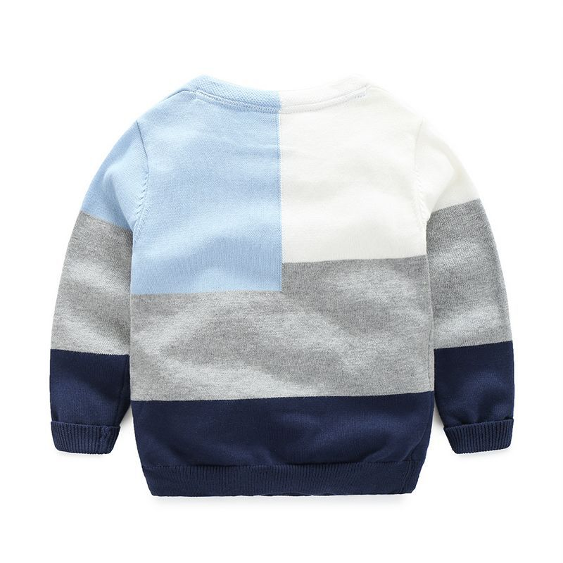 c9afadeda Kids Boy Sweater Spring Autumn Children Tiny Cotton Sweaters Pull Enfant  Fille Hiver Knitted Boys Cardigan Toddler Boy Cardigan-in Sweaters from  Mother ...