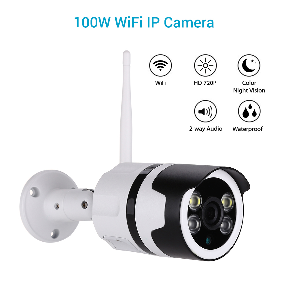 HD 1.0MP 720P WiFi IP Camera Wireless 5W Security Network IR Night Vision Camera Speed Audio P2P HD 1.0MP 720P WiFi IP Camera Wireless 5W Security Network IR Night Vision Camera Speed Audio P2P