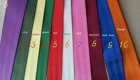 15 Meter Roll Seat Belt Webbing Safety Strap Red Color 48mm Wide 5 Bars