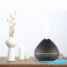 LED Aroma 500ML Remote Control Air Humidifier Essential Oil Diffuser Humidificador Mist Maker Diffusor Aromatherapy цена