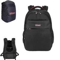 Computer Bag 2016 Male Female Waterproof Nylon 17 Inch Laptop Backpack Men Women Student Notebook Bag