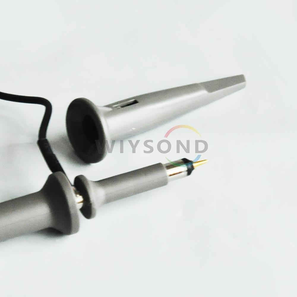 Hantek PP-150 Oscilloscope Probe 1x 10x 100MHz Oscilloscope Clip Passive BNC Scope Clip Probe