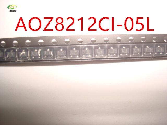 500pcs lot Free Shipping AOZ8212CI 05L AOZ8212CI AOZ8212 SOT23