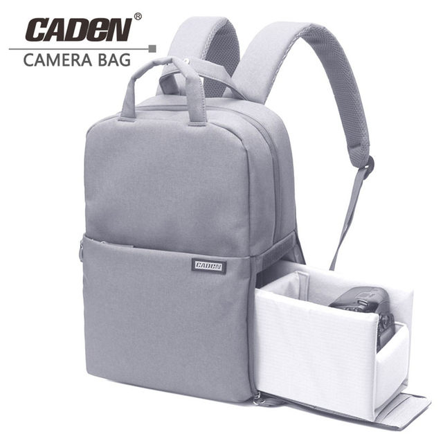 Caden L5 Dslr Camera Bag Waterproof Backpack Shoulder Laptop Digital Lens Photograph Luggage Bags