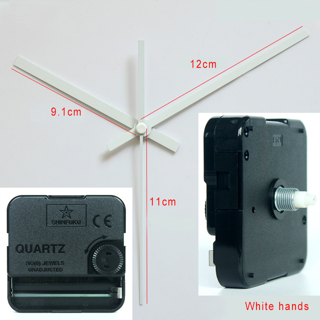 Aliexpresscom Buy Shinfuku wall clock mechanism with 18 hands