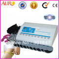 100% guarantee!! Portable Electric muscle stimulatior, electro stimulation machine Au-800s for home
