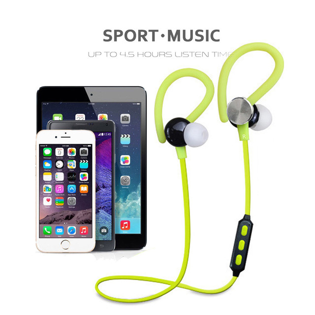 0a6501d5ab9 Wireless Bluetooth Headset Wonder Sports Earphone Headphone for iPhone  Samsung Tablet Cellphone Factory Price Drop Shipping