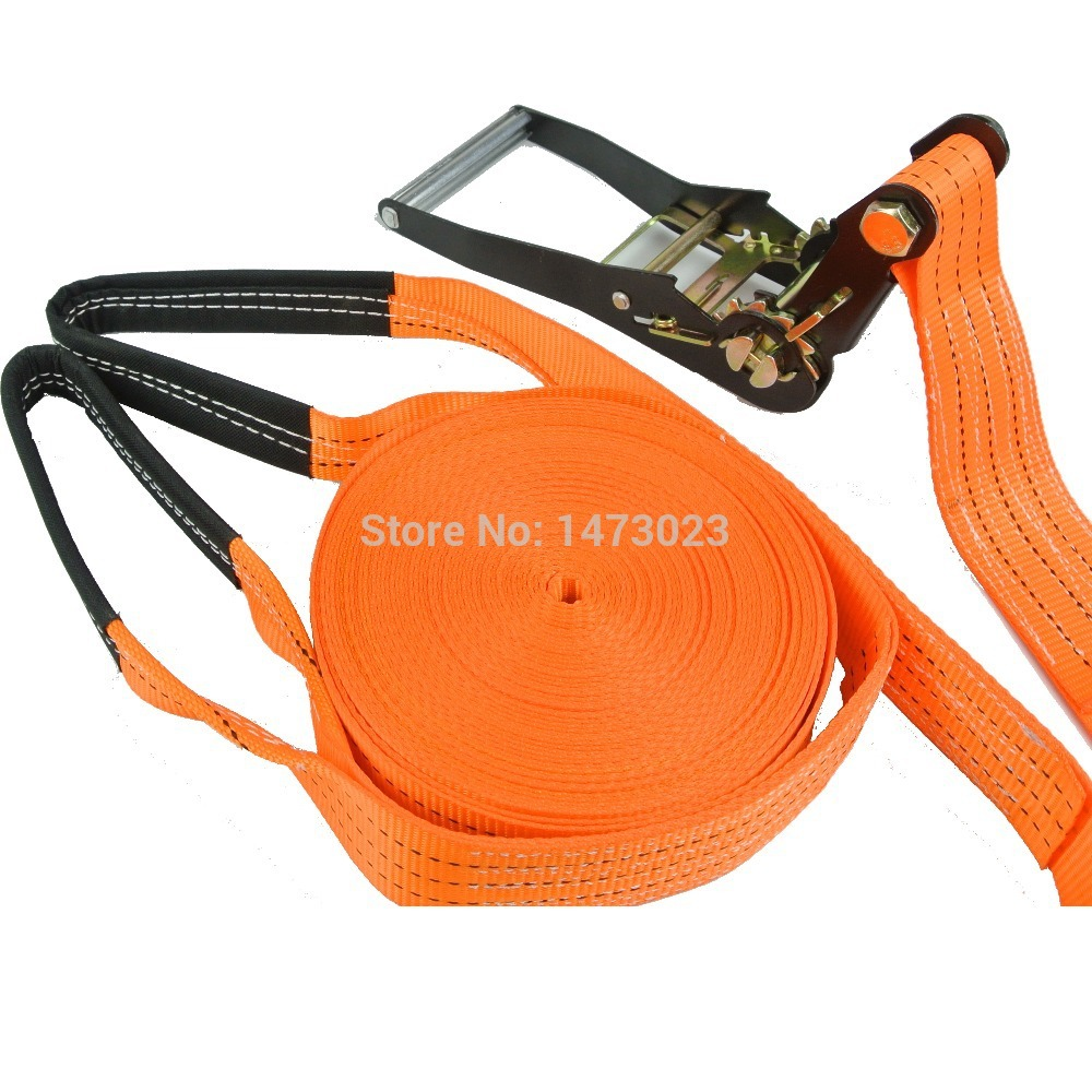 цены  Free Shipping Slackline 5cm x15m Outdoor Fitness Equipment Slack Line