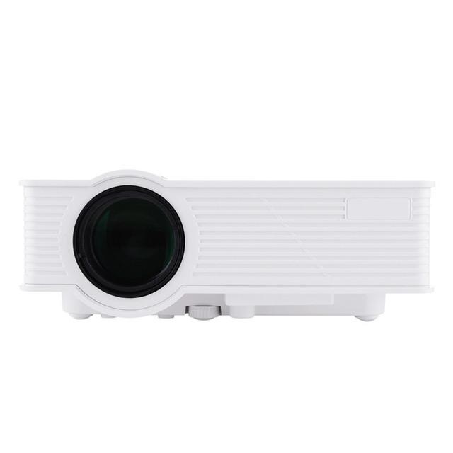 GP9 1000 lúmenes Projetor LED Full HD 1080 P Portable USB Pico LCD Mini Proyector de Vídeo de Cine En Casa Proyector de cine GP-9 Proyector