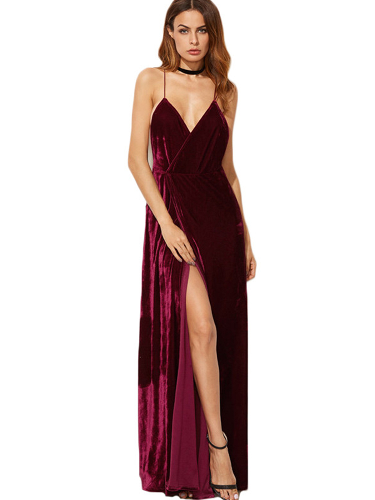 d06bf1780 top 10 velvet wrap dresses brands and get free shipping - 354mc6fk
