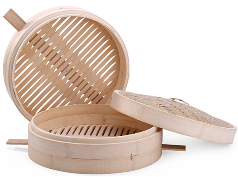 Bamboo Steamer Basket One Cage or Cover 16