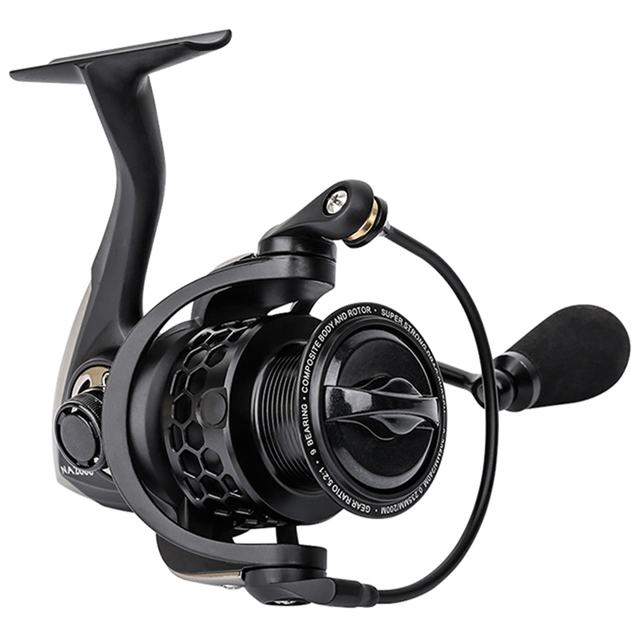 Amazing 100% Original Lightweight Spinning Fishing Reel Fishing Reels 48df1abde761c99b90b086: 9