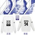 Kpop F ( х ) новый альбом 4 стены поддержка Fx толстовки с длинным рукавом Fx луна янтарный кристал женщин мужская пуловер с капюшоном