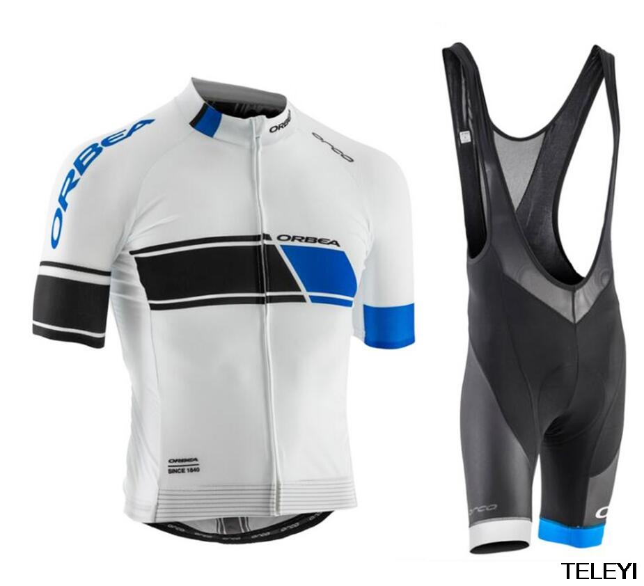 2018 Men Summer ORBEA Team Short Sleeve Ropa Ciclismo Maillot Bike Clothes Cycling Jersey Quick Dry Breathable Bycicle Clothing malciklo team cycling jerseys women breathable quick dry ropa ciclismo short sleeve bike clothes cycling clothing sportswear
