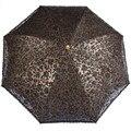 Novo Chegou Rendas Dobrar Bordado Parasol Casamento Umbrella Chuva Mulheres Guarda-chuva Das Senhoras Sun Proteção UV UPF50 + Dossel
