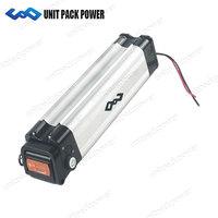 36V 10Ah Electric Bike Battery 36V Ebike Silver Fish Battery for bafang/8fun 500W 350W Motor