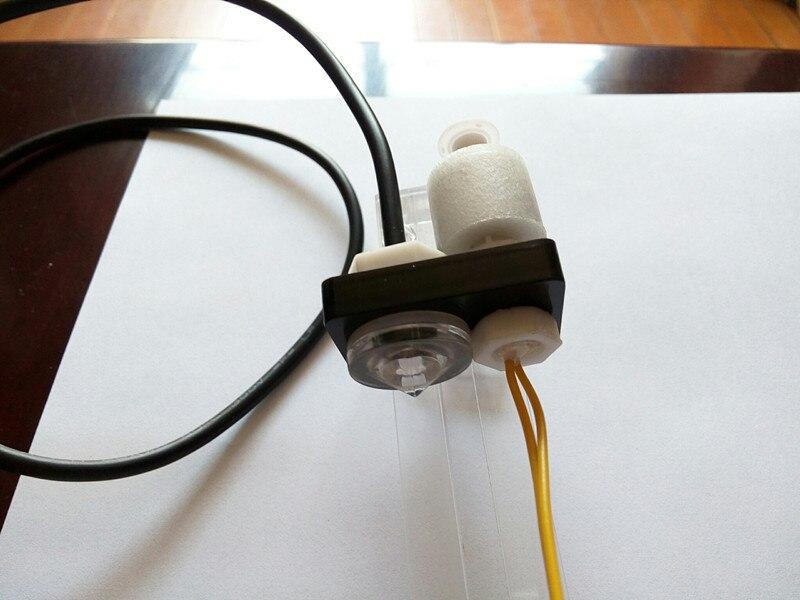 Porte-capteur ATO automatique, avec interrupteur à flotteur et capteur de niveau d'eau optique - 4
