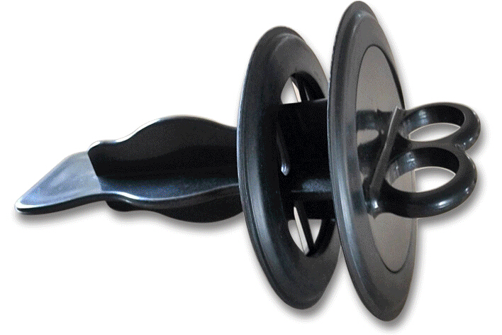Food Waste Disposer Parts multifunctional engineering plastic plug
