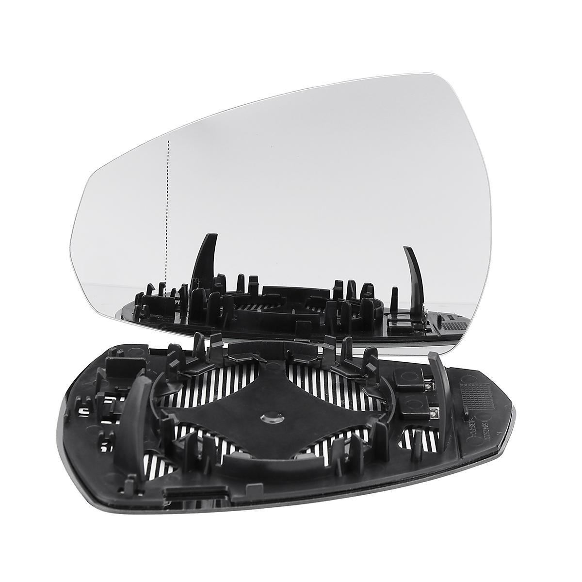 Cristal espejo de ala derecha lado del conductor para Audi A6 2004-2008 climatizada
