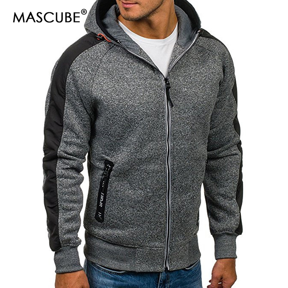 Mascube 2018 New Well-known Model Mens Units Tops Hoodies Lengthy Sleeve Fleece Pullover Males's Hip Hop Males Sweatshirt 3Xl