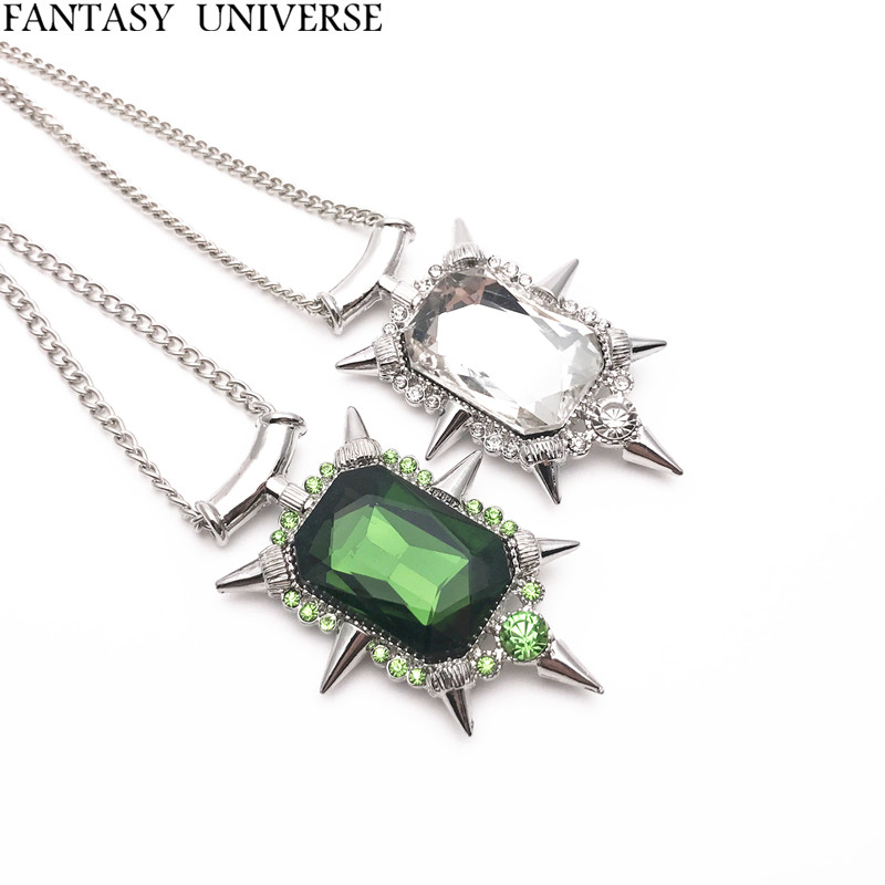 FANTASY UNIVERSE Freeshipping wholesale 20pc Once Upon a Time charm necklace UUHNJ02