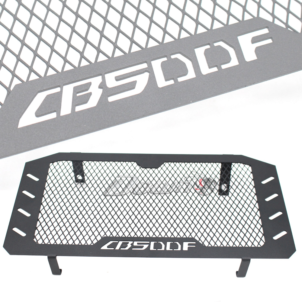 Motorcycle Accessories radiator grille guard protection Stainless Steel For HONDA CB500F CB500 F 2016 2017 2018
