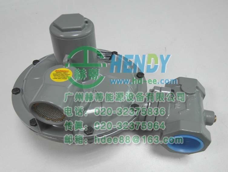 U S  FISHER S301 valve, CS400 gas regulator, Fisher