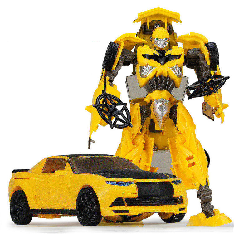 Mainan Robot Mobil Rc Interchange Transformer Bumblebee Besar | elevenia