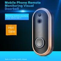Multifunctional 1080P IR Home WiFi Wireless Video Doorbell Intercom System HD 720P/1080P Waterproof Two Way Audio Doorbell