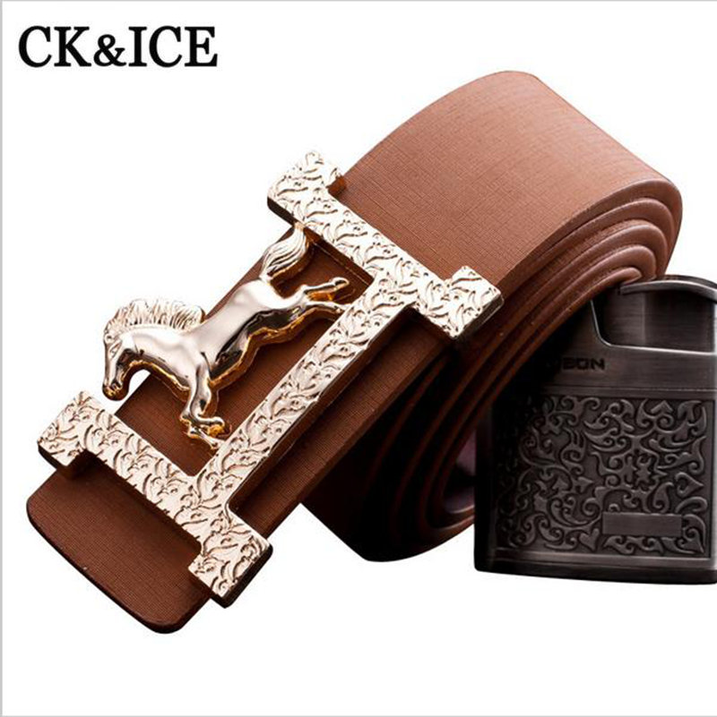 2017 Brand Designer High Quality Pu Leather Belt Belt