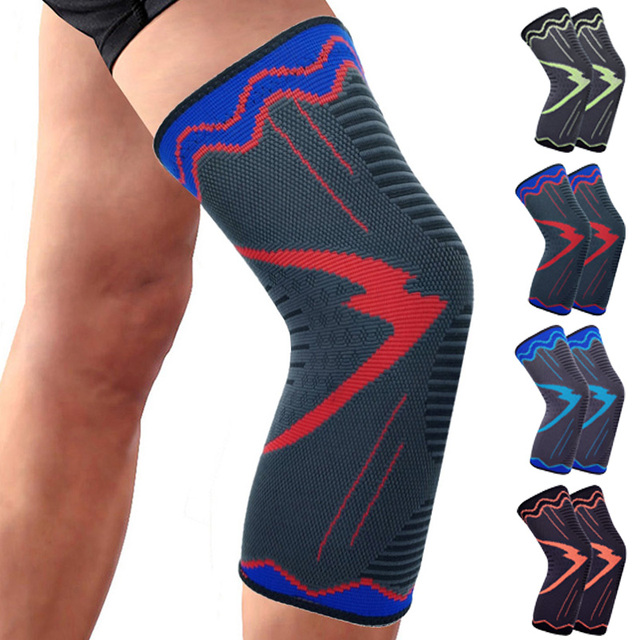 CAMEWIN 1 PCS Knee Protector Knee Sleeve Knee Pads for Sports,Volleyball,Basketball Knee Support,joelheira,rodillera deportiva