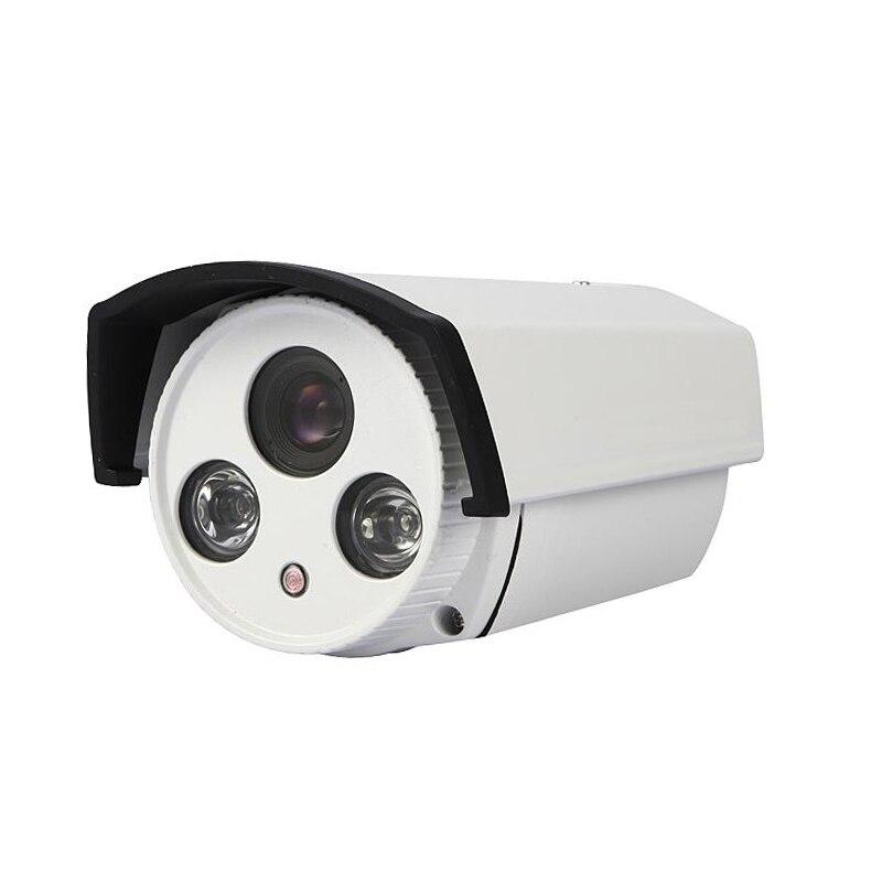 JSA H.264 sécurité réseau balle 1.3MP HD 960 P IP caméra étanche extérieur 4X Auto Zoom IR 40 m soutien P2P vue caméra de vidéosurveillance