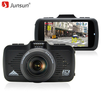 Junsun A799 Car DVR Camera GPS 2 In 1 Ambarella A7LA50 With Speedcam Super Full HD