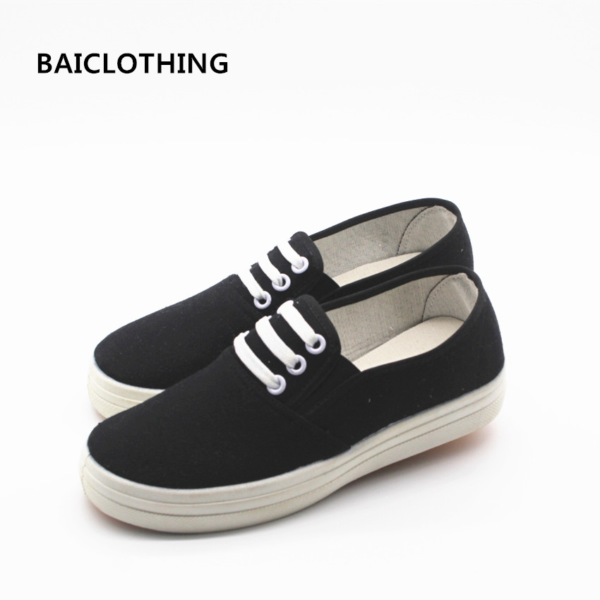 BAICLOTHING Zapatos de mujer women cool sport and outdoor shoes cute durable casual walking shoes female soft breathable shoes hot new 2016 fashion high heeled women casual shoes breathable air mesh outdoor walking sport woman shoes zapatillas mujer 35 40