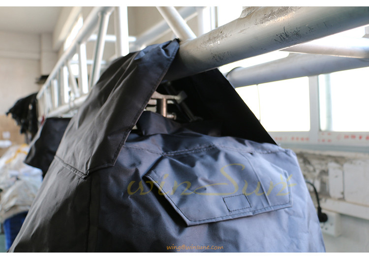 Raining Snowing Cover waterproof raincoat for beam moving heads beam moving head lighting accessories (2)