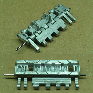 German Tiger King 1:35 tank model metal track accessories Assembly model 1 35 assembly model e 100 frederick scher type containing metal gun turret