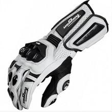 Freies verschiffen afs10 motorrad handschuhe road racing radfahren handschuh Aus Echtem leder handschuhe Carbon handschuhe