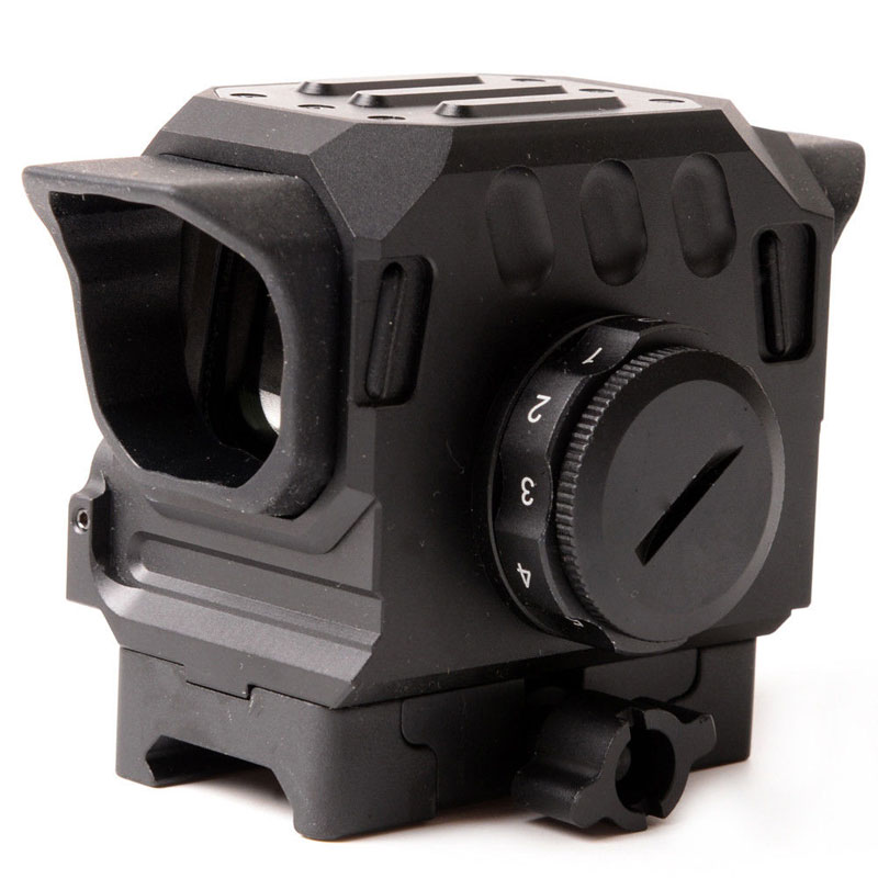 Tactical Holographic 3.25 MOA Red Dot Scope Reflex Sight for 20mm Rail Rifle