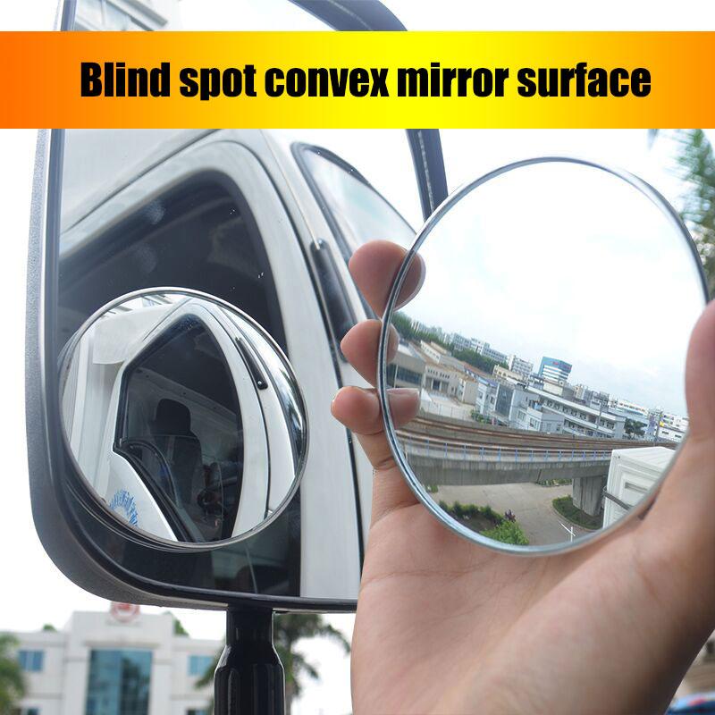 Bus Large truck Passenger van Van engineering car special convex convex blind spot mirror rearview mirror