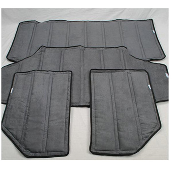 A Set of Hard Top Insulation kit Sound Deadener for Jeep Wrangler JK 2DOORS 4DOORS 2012 Up